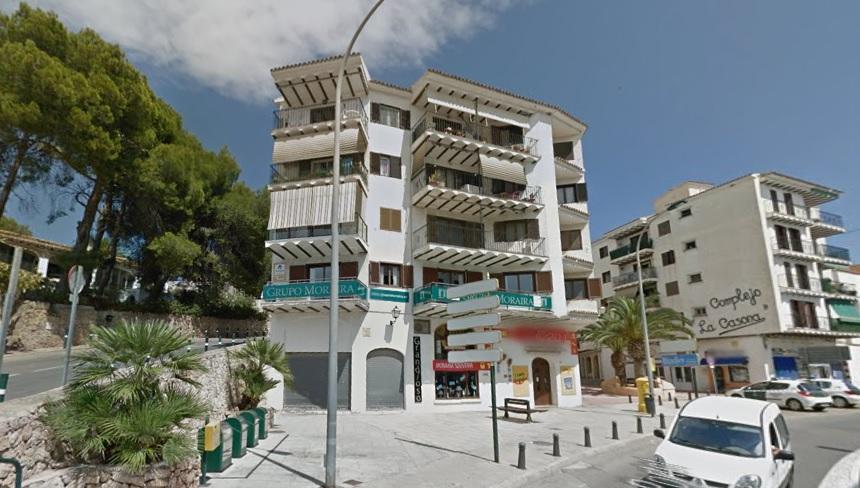 Apartamento 112  m2 en venta en Moraira-Teulada, Alicante.